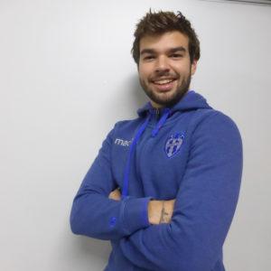 Primer Entrenador - Mario Martínez