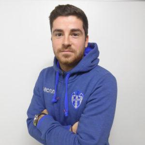 Primer entrenador - Rafa Villena