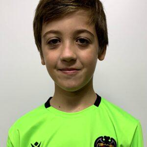 13 - Carlos Sanchis Coughlan