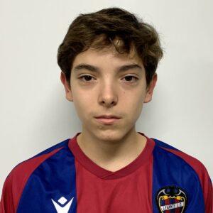 17 - Diego Esteban Miguel