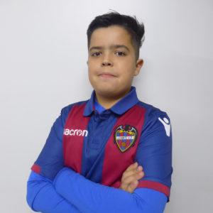 18 - Ismael Peanilla