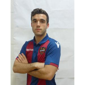 18 - Pablo Márquez
