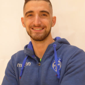 2º Entrenador - Alberto Rozalén