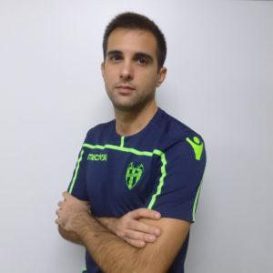 2º Entrenador - Álvaro Muñoz
