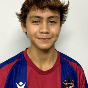 21 - Dylan Belo Mercado