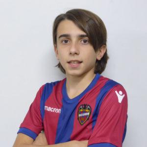 21 - Pablo Izquierdo