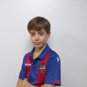 30 - Nicolás Gil