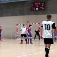 Valencia Academia 5 – 2 Infantil 'B'