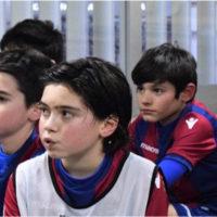 Infantil 'B' 4 – 5 Alboraya