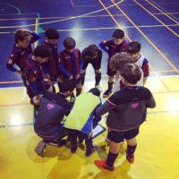La Salle 0 – 5 Alevín 'A'
