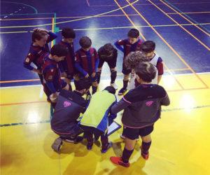 La Salle 0 - 5 Alevín 'A'