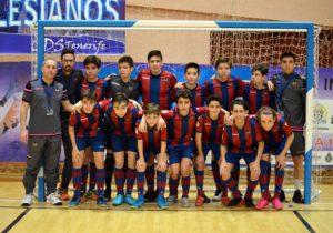 IV Edición del Torneo Internacional Infantil Fútbol Sala Villa de la Orotava (Foto: Deporpress.com)
