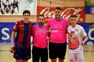 Entrevista a Nacho Fernández sobre el IV Edición del Torneo Internacional Infantil Fútbol Sala Villa de la Orotava