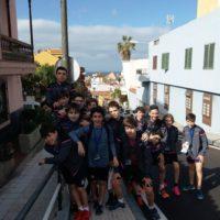 IV Edición del Torneo Internacional Infantil Fútbol Sala Villa de la Orotava