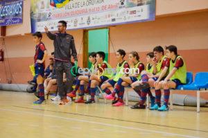 Entrevista a Álex Díaz sobre el IV Edición del Torneo Internacional Infantil Fútbol Sala Villa de la Orotava (Foto: Deporpress.com)