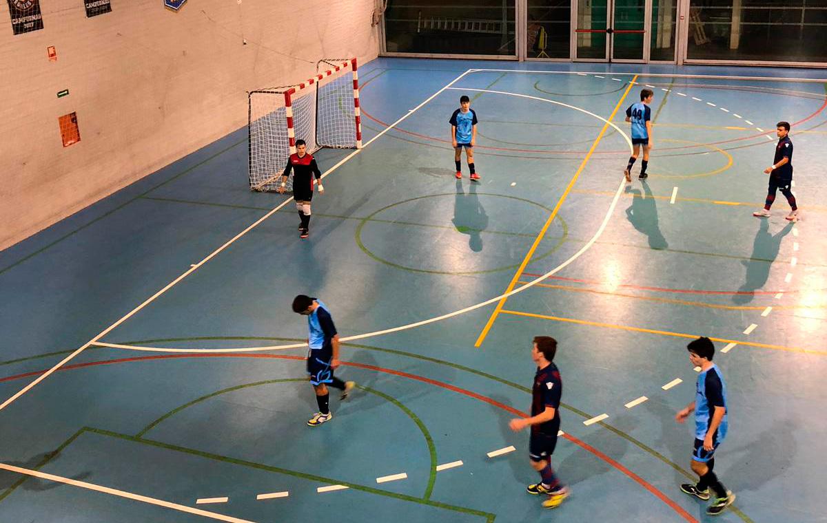 A.D. Pilar 2 - 5 Juvenil Nacional