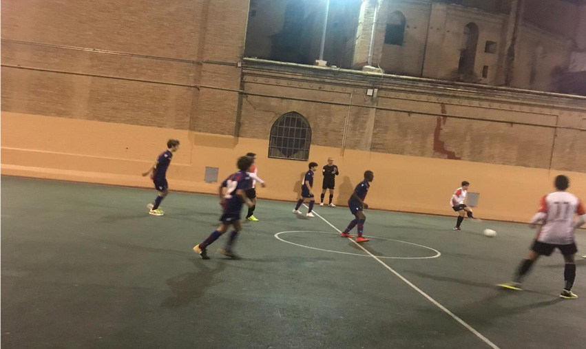 Infantil 'B' 5 - 0 F.S. Siete Aguas 'A'