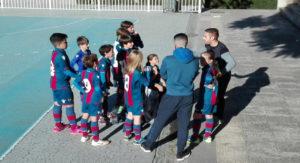 Colegio El Armelar 'B' 4 - 6 Alevín 'B'