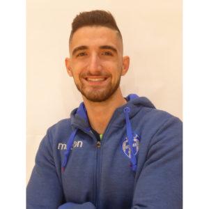 Primer Entrenador - Alberto Rozalén