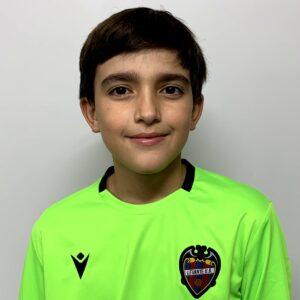 13 - Vicente Machancoses Valero