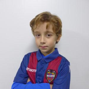19 - Jaime Vidal