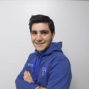 2º Entrenador - Álvaro Carbonell