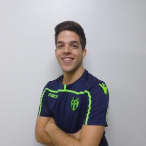2º Entrenador - Gonzalo Monasor