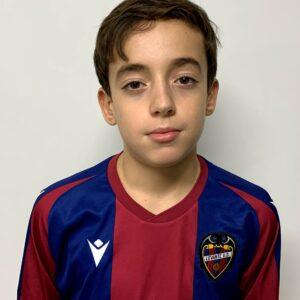 5 - Adrián Gozálvez Lozano