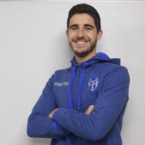 Primer Entrenador - Borja Rozalén