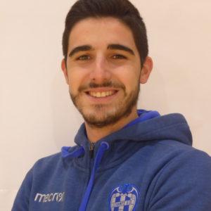 2º Entrenador - Borja Rozalén