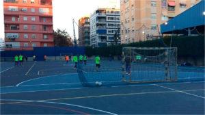 Juan Comenius 'A' 0 - 3 Juvenil A