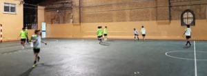 Mini Copa de España - Entrenamiento previo