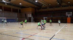 Entrenamientos Mini-Copa de España