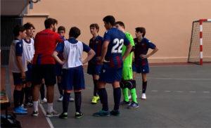 Cadete 'B' 3 - 1 Les Vives