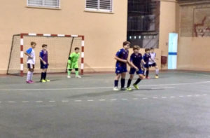 Infantil 'B' 5 - 0 El Armelar