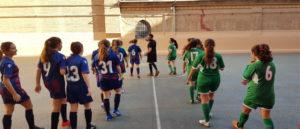Infantil Femenino 1 - 3 Santa Ana