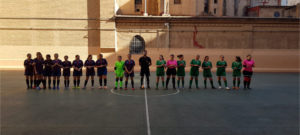 Infantil Femenino 1 - 3 Santa Ana (FOTO 3)