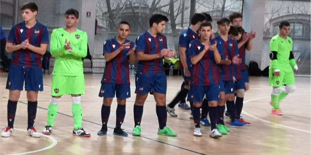 Juvenil 4 - 1 Valencia FS 'B'