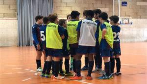 Rodriguez Fornos 1 - 5 Infantil 'B'