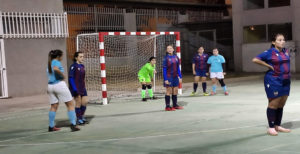 Malilla 10 - 0 Femenino