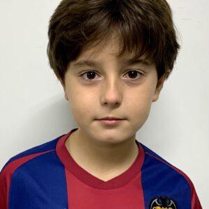 7 - Juan Gabriel Martínez