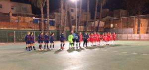 Burjassot 3 - 1 Femenino (FOTO 1)