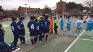 CEU San Pablo 14 - 3 Alevín 'B'