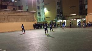 Alevín 'B' 5 - 6 El Pilar