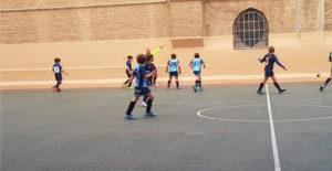 Alevín 'C' 1 - 2 Pilar (FOTO 1)