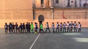 Benjamín 'C' 1 - 8 El Pilar