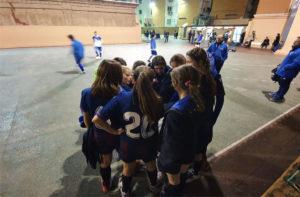 Femenino 3 - 7 Claret Fuensanta (FOTO 1)