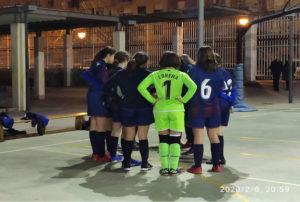 Malilla 'B' 0 - 1 Infantil Femenino (FOTO 2)