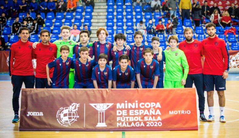 Minic Copa de España - Infantil (FOTO 2)