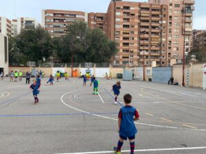 El Pilar 20 - 0 Benjamín 'C'